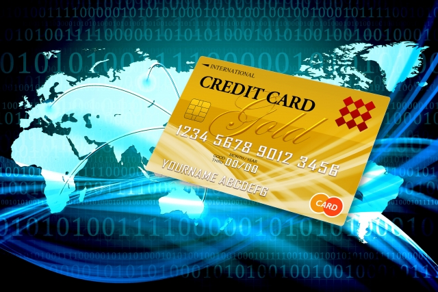 海外のサイトでクレジットカードが使えない